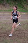 Susannah at the 2010 NZ Cross Country Champs