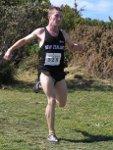 Matt at the World Mountain Running Trophy, 2005