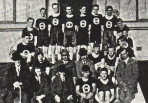 Olympic Harriers in 1914